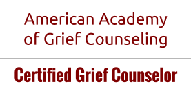 american academy of grief counseling